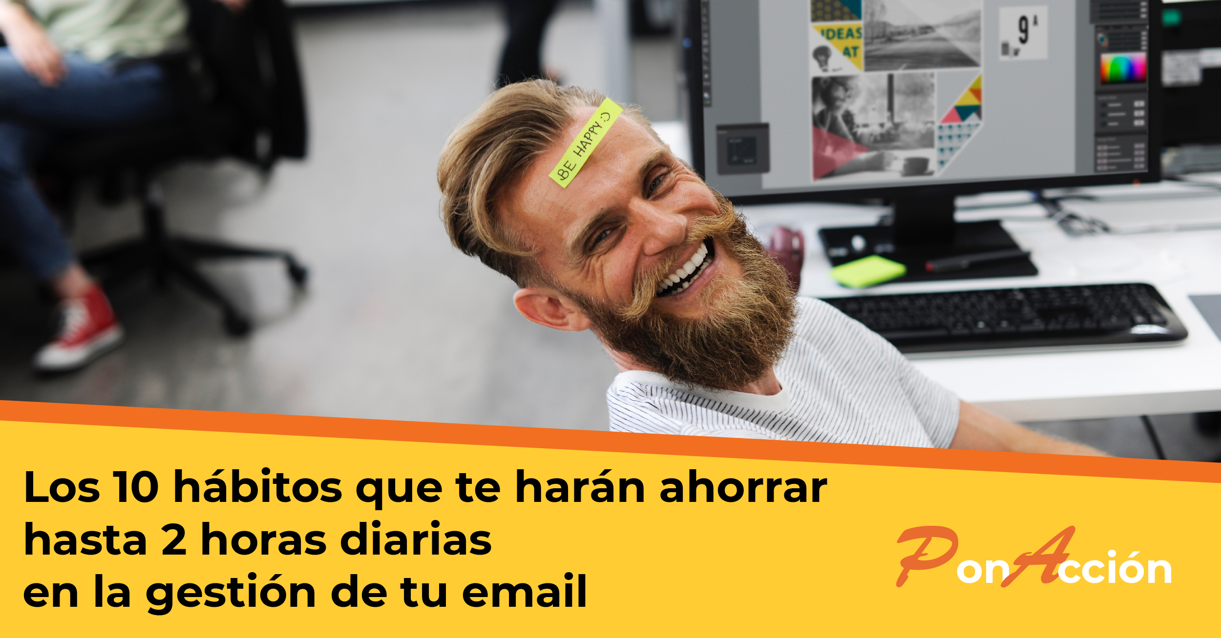 habitos gestion email